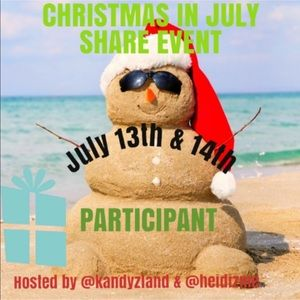 🔄 SHARE EVENTS > PARTICIPANT Comments WELCOME 😚